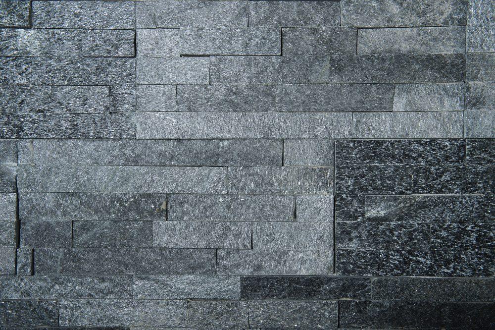 Black Quartz Stack stone