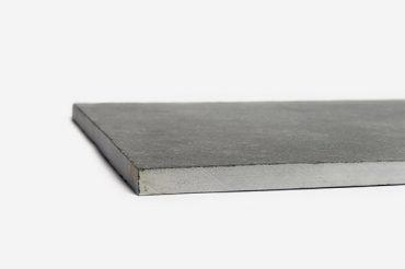 black limestone paver