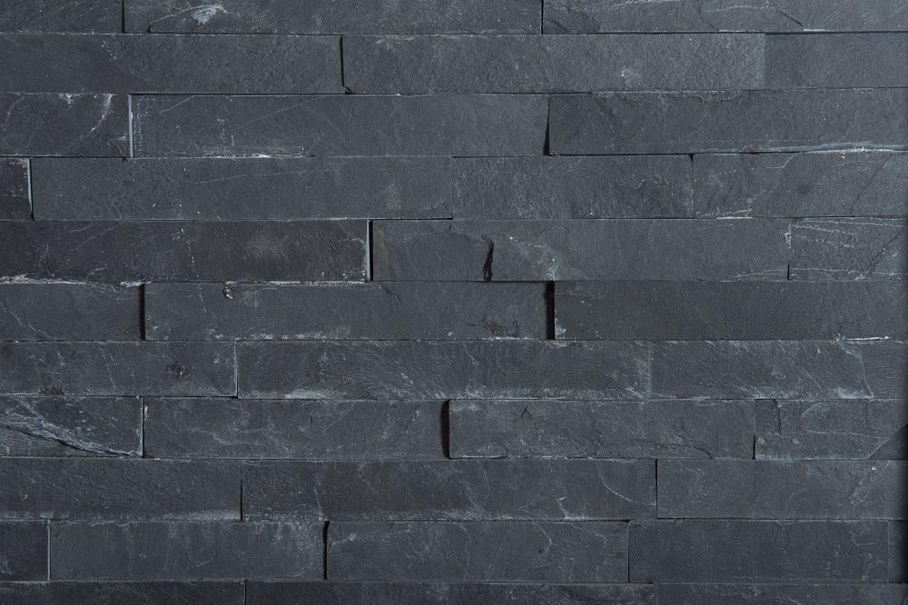 black stack stone