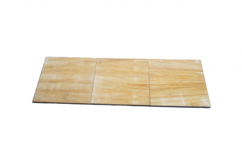 teakwood sandstone tiles